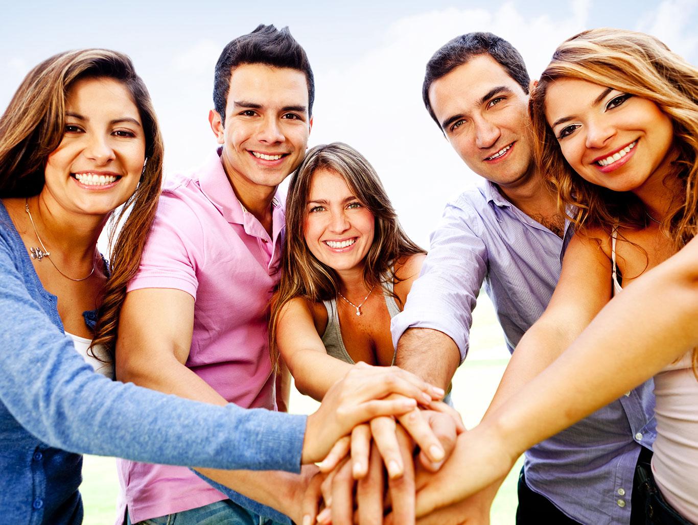 Фото с несколькими людьми